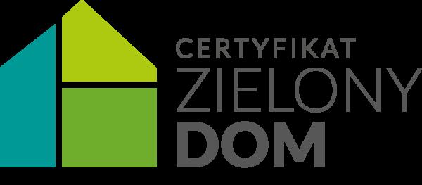 Certyfikat Zielony Dom LOGO